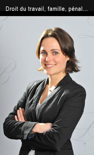 Contactez Laura Buisson Avocat à Châlons-en-Champagne et Vitry-le-François